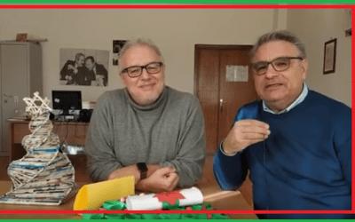Natale è vicino… Ecco gli auguri del prof. Andrea Fossati dirigente scolastico, Landolina – Misilmeri