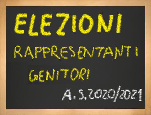 Elezioni dei rappresentanti dei genitori a.s. 2020/2021