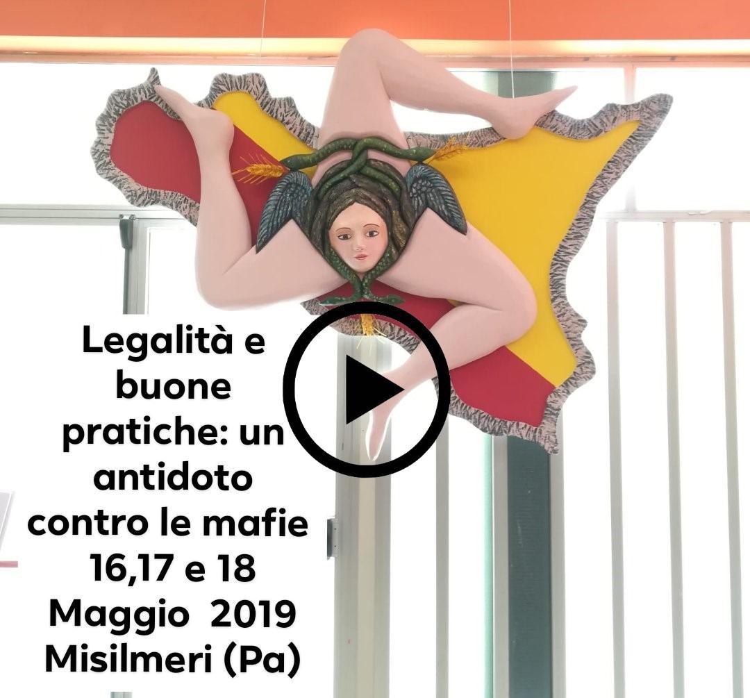 """SPOT """"LEGALITA' E BUONE PRATICHE"""" A.S. 2018-19"""