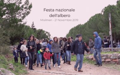 FESTA DELL'ALBERO 2019 al Landolina in collaborazione con l'amministrazione comunale di Misilmeri con le scuole del territorio