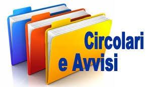 CIRCOLARI E AVVISI A.S. 2019/20
