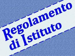 Regolamento di Istituto 2019/20