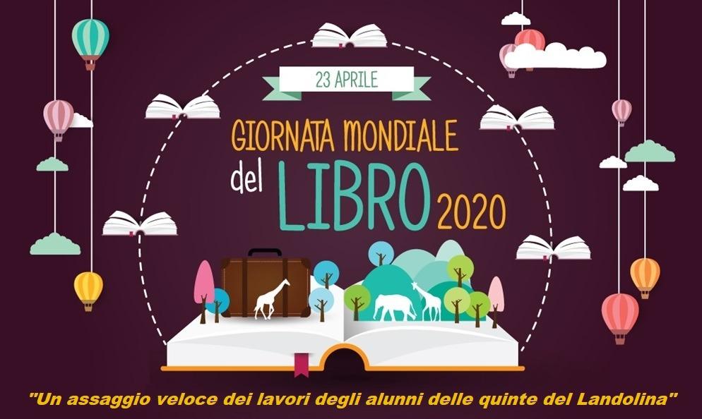 23 Aprile – Giornata mondiale del libro e del diritto d'autore