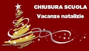 Vacanze di Natale 2020