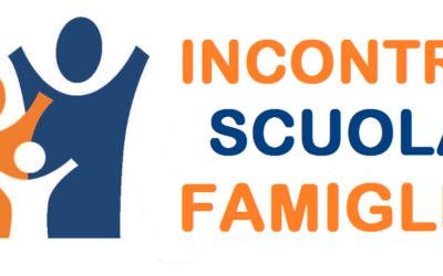 Incontro Scuola – Famiglia  26 Novembre 2019