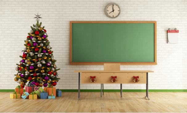 Iniziative di Natale a scuola