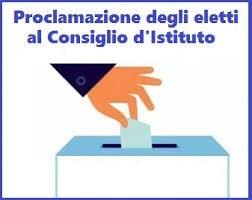 Decreto Elenco degli eletti Elezioni rinnovo Consiglio di Circolo